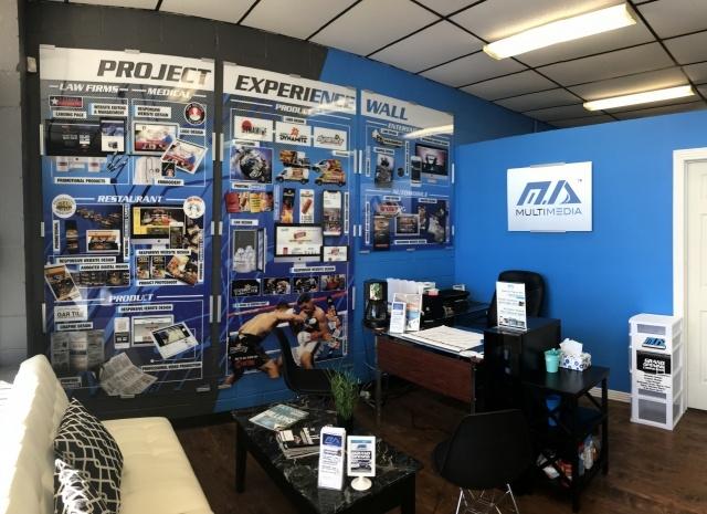 Our Garland Website Design Office